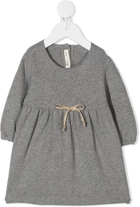 Zhoe & Tobiah Knitted Long Sleeve Dress