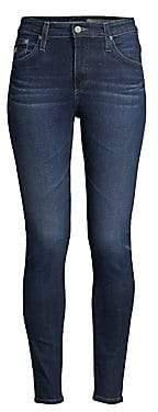 AG Jeans Women's Farrah Stretch Skinny Ankle-Length Jeans