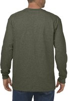 Dickies Mens WL450 Heavyweight Crew Neck, Size:, Color: