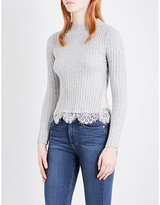 French Connection Nicola ribbed jumper