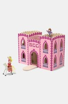 Melissa & Doug Toddler Fold & Go Princess Castle