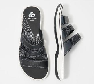 Clarks CLOUDSTEPPERS by Sport Slide Sandals - Brinkley Coast