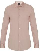 Paul Smith Soho button-cuff cotton shirt