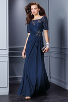 Alyce Paris Mother of the Bride - 29755 Dress in Navy