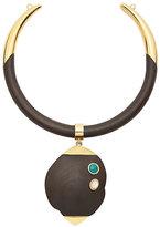 Lizzie Fortunato Golden Eye Collar