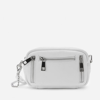 Nunoo Women's Brenda Cross Body Bag - White