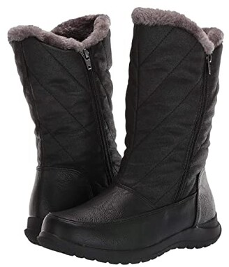 Tundra Boots Ellen Wide (Black) Women's Boots