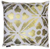 Kensie Vendela Holly Cotton Pillow (Set of 2)