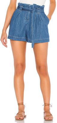 L'Agence Hillary Paperbag Shorts. - size 23 (also