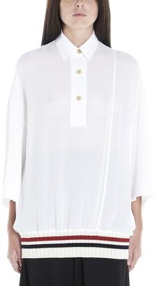 Loewe Stripe Trimmed Polo Shirt