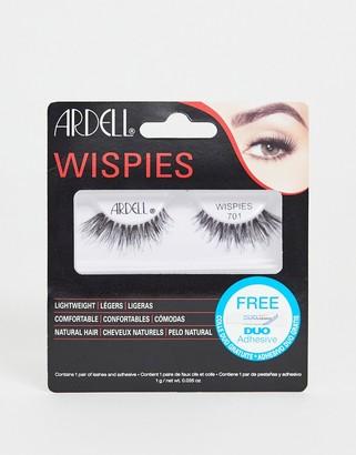 Ardell Wispies 701 Lashes-Black