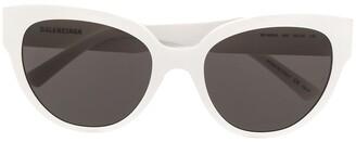 Balenciaga Eyewear Flat Butterfly sunglasses