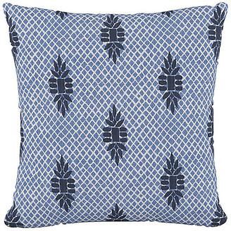 One Kings Lane Lyford 20x20 Pillow - Boca Medallion