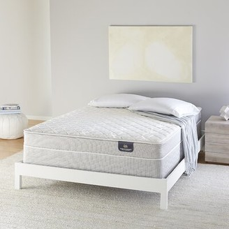"Serta 7"" Firm Innerspring Mattress Mattress Size: Twin XL"