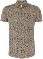 Linea Men's Picton Vertical Print Shirt