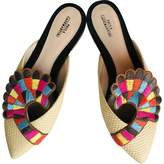 Paula Cademartori Multicolour Cloth Sandals