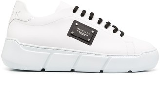 Philipp Plein Chunky Sole Low-Top Sneakers