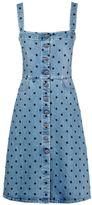 Stella McCartney classic blue linda dress