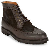 Polo Ralph Lauren Nickson Suede and Leather Boots