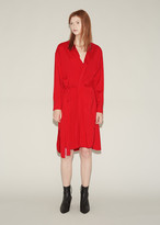 Isabel Marant Dias Silk Dress
