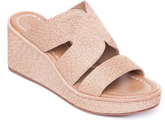Bernardo Kaia Wedge Slide Sandals
