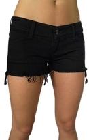 Siwy - Women's Black Camillia Cut Off Shorts