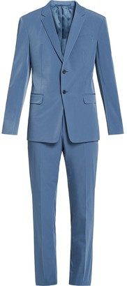 Prada Technical fabric single-breasted suit