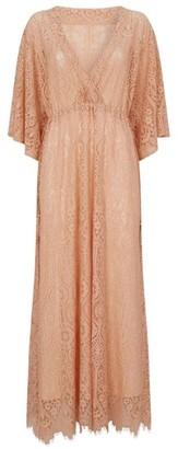 Melissa Odabash Mel Crochet Kaftan Dress