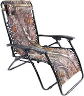 JCPenney JORDAN MANUFACTURING Camo Extra-Large Outdoor Gravity Chair