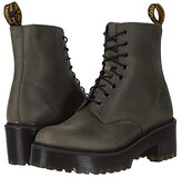 Dr. Martens Shriver Hi (Slate) Women's Shoes
