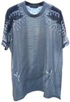 Givenchy Grey Cotton T-shirt