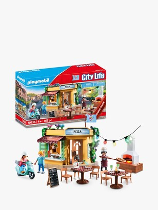 Playmobil City Life 70336 Pizzeria