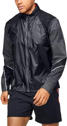 Under Armour Men's UA Run Impasse Wind Reflect Jacket