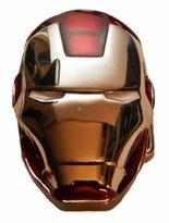 Main Street 24/7 Marvel Comics IRON MAN Helmet Enamel Finish Metal BELT BUCKLE