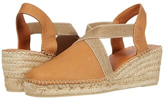 Toni Pons Tossa (Tan) Women's Shoes