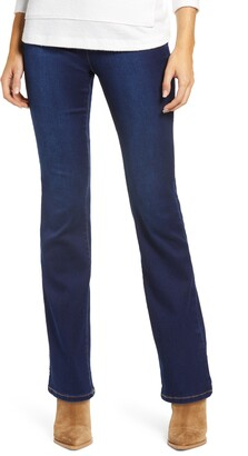 1822 Denim High Waist Pull-On Slim Bootcut Jeans