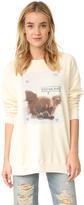 Wildfox Couture Feeling Ruff Sweatshirt