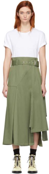 71fd510f631 Khaki Shirtdress - ShopStyle