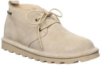 BearPaw Skye Genuine Sheep Wool Lined Chukka Boot