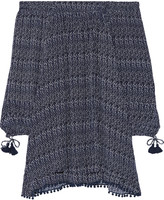 Apiece Apart Sayulita off-the-shoulder printed silk-crepe dress