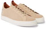 Oliver Spencer Ambleside Suede Sneakers - Sand