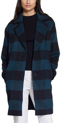 Women's B by Bernardo Classic Plaid Jacket