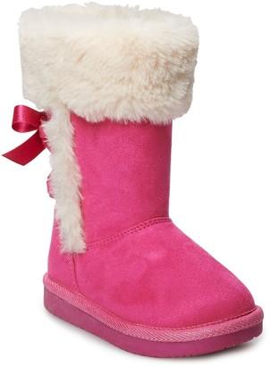 Jumping Beans Peppermint Toddler Girls' Winter Boots