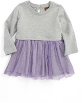 Tea Collection Infant Girl's Tulle Skirted Dress
