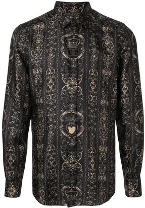 Dolce & Gabbana Graphic Print Shirt