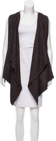eskandar Silk & Cashmere Oversize Cardigan