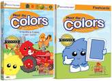 Preschool Prep Company Meet the Colors DVD with Colors Flashcards Set