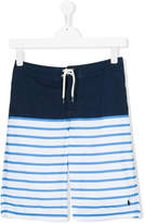 Ralph Lauren striped drawstring shorts