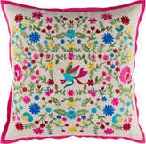 Surya Pavo Printed Throw Pillow