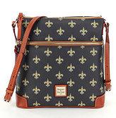 Dooney & Bourke NFL Collection New Orleans Saints Cross-Body Bag
